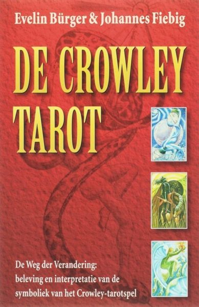 De Crowly Tarot Evelin Burger 9789063787271 Boek Bloom Web