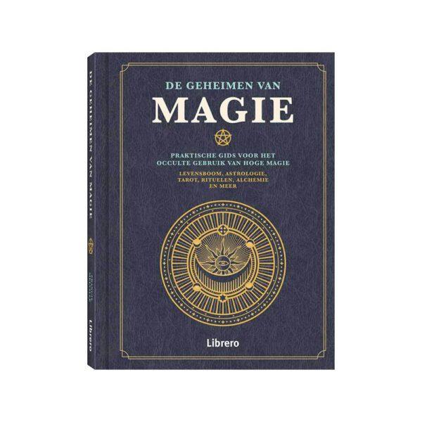 De geheimen van magie cover