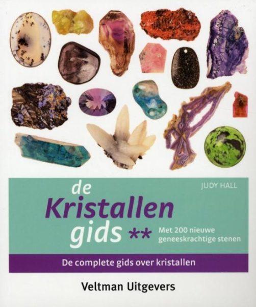 De kristallen gids deel 2 Judy Hall 9789048301812 boek Bloom web