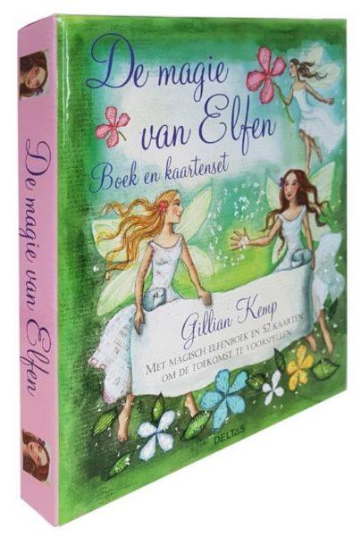 De Magie Van De Elfen Orakelkaarten Gillian Kemp 9789044739305 Doos Bloom Web