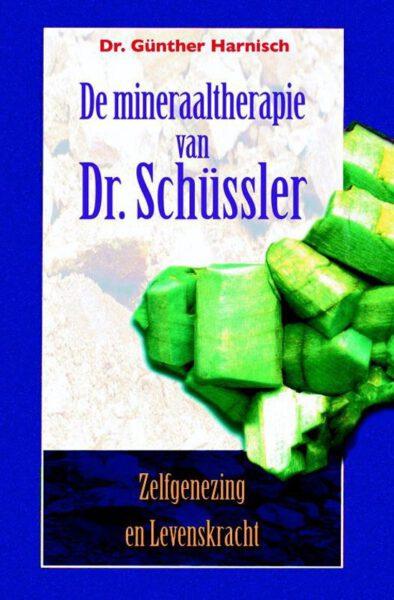 De mineraaltherapie van Dr Schussler Dr Gunther Harnisch 9789063787806 boek Bloom web