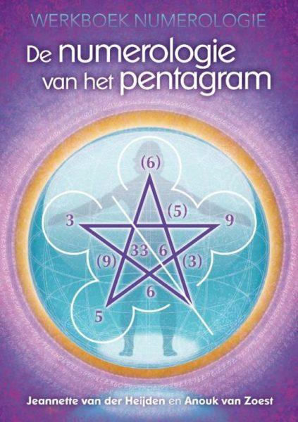De numerologie van het pentagram Jeannette ven der Heijden en Anouk van Zoest 9789460150463 boek Bloom web
