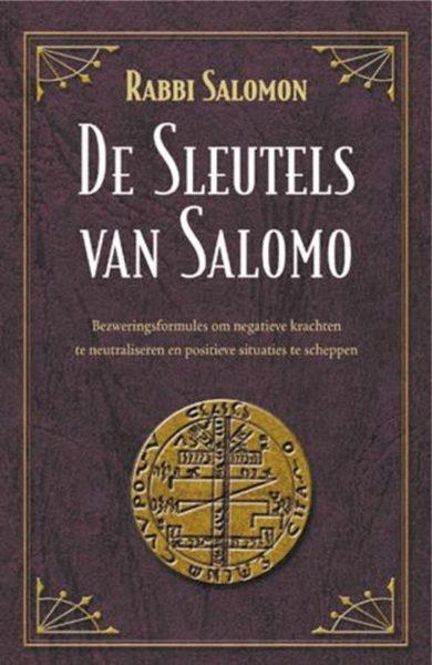 De Sleutels Van Salomo Rabbi Salomon 9789063785246 Boek Bloom Web