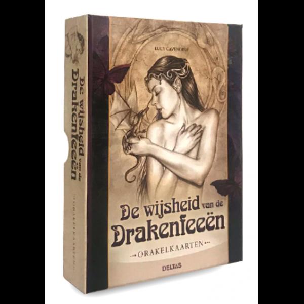 De Wijsheid Van De Drakenfeeën 9789044743623 Lucy Cavendish Bloom Web