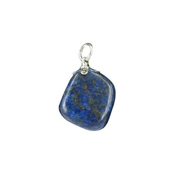 Edelsteen hanger Lapis Lazuli Bloom Web