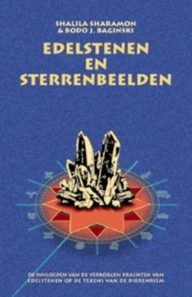 Edelstenen En Sterrenbeelden Shalila Sharamon en Bodo Baginski 9789063782894 boek Bloom
