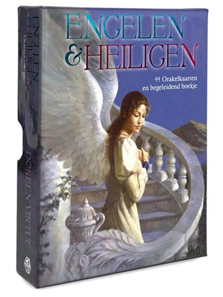 Engelen En Heiligen Orakelkaarten Doreen Virtue 9789085080879 Doos Bloom