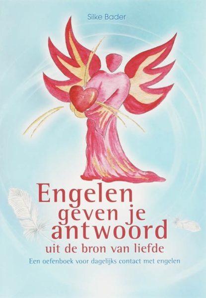 Engelen geven je antwoord Silke Bader 9789077247570 boek Bloom web