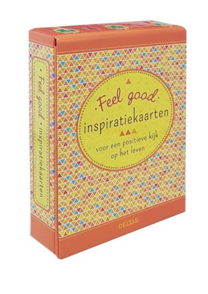 Feel Good inspiratiekaarten 9789044751390 Bloom Web