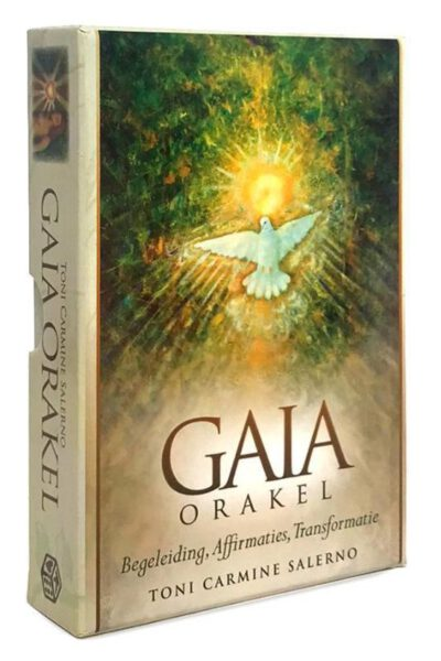 Gaia Orakel 9789085081616 Toni Carmine Salerno Orakelkaarten Bloom Web