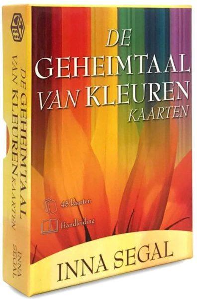 Geheimtaal Van Kleuren Inna Segal Bloom 9789085081722
