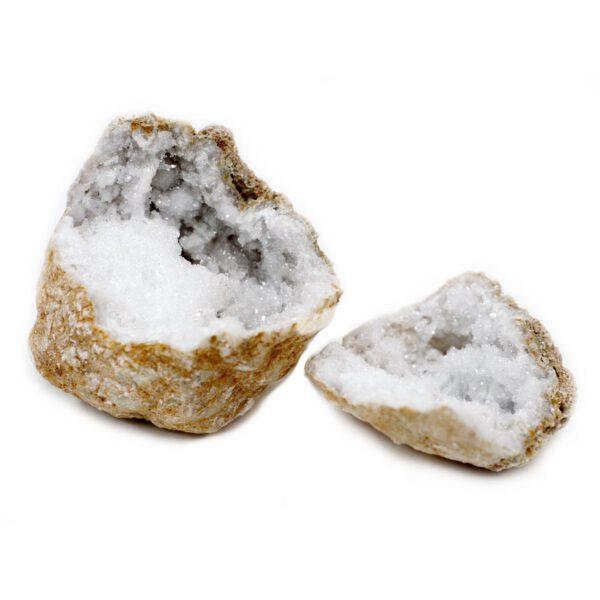 Geode Seleniet per twee verkocht Bloom Web