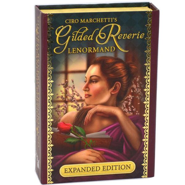 Gilded Reverie Lenormand Nederlandstalige uitgave 9789085082408 Ciro Marchettis Bloom Web