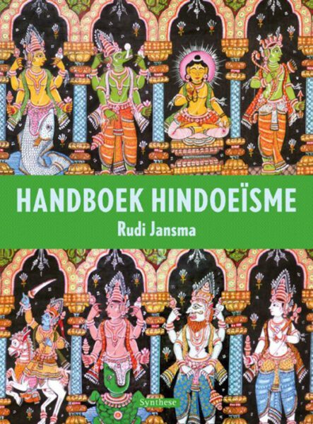 Handboek Hindoeïsme 9789062710560 Rudi Jansma Bloom Web