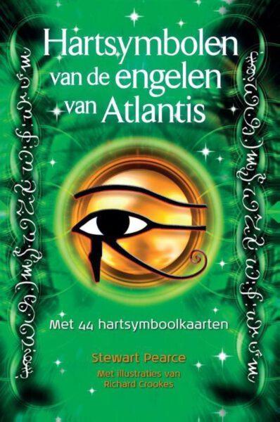Hartsymbolen van de engelen van Atlantis 9789460150975 Stewart Pearce Boek Bloom web