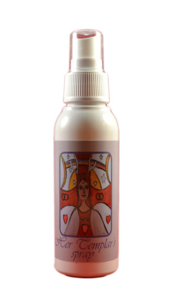 Her Templar Magische Spray 100Ml Lieveke Volcke Bloom Web