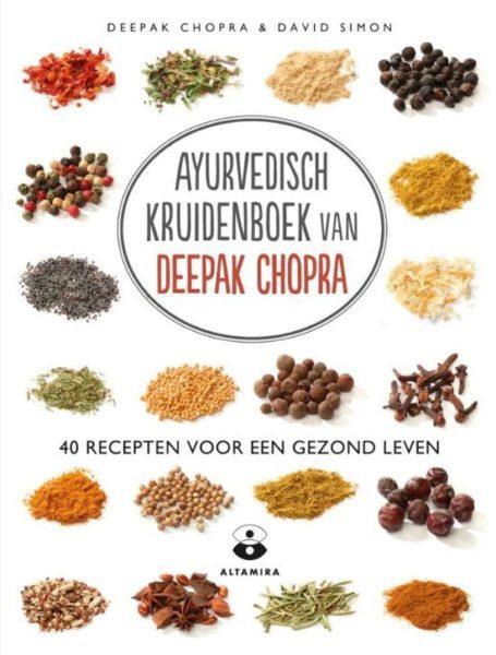 Het ayurvedisch kruidenboek Deepak Chopra 9789401302470 boek Bloom web
