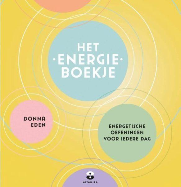 Het energieboekje Donna Eden 9789401302906 boek Bloom web