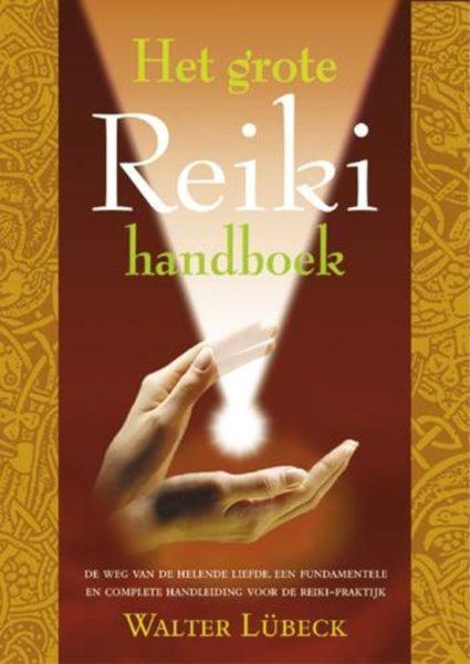 Het Grote Reiki Handboek Walter Lubeck 9789063782276 Boek Bloom Web