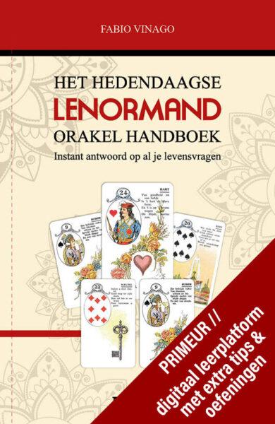 Het hedendaagse Lenormand Orakel Handboek Fabio Vinago cover Bloom web