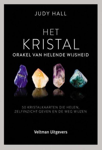 Het kristal orakel van helende wijsheid Judy Hall 9789048314249 boek Bloom web