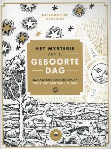 Het mysterie van je geboortedag Gary Goldschneider 9789401301695 boek Bloom web