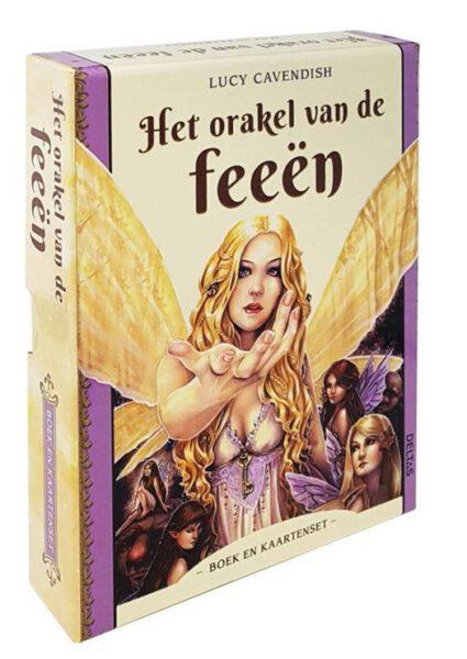 Het orakel van de feeën 9789044750942 Lucy Cavendish Bloom Web