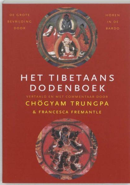 Het tibetaans dodenboek Trungpa 9789021535081 boek Bloom web
