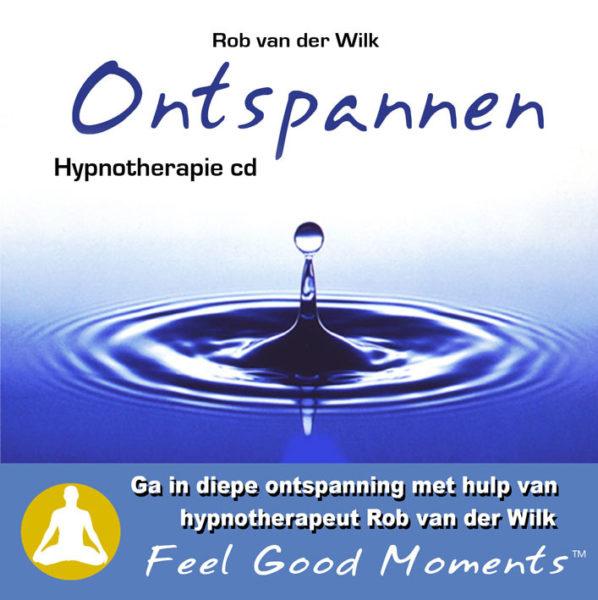 Hypnose Cd Rob Van Der Wilk Ontspannen