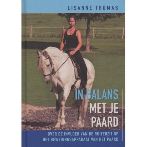 In Balans Met Je Paard Lisanne Thomas 9789077462690 Bloom web