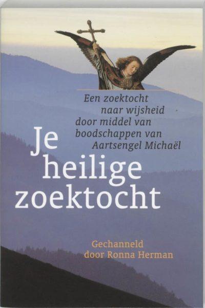 Je Heilige Zoektocht Ronna Herman 9789077247099 boek Bloom