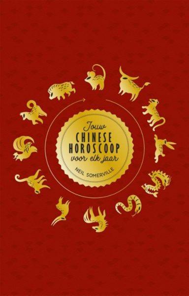 Jouw Chinese horoscoop voor elk jaar Neil Somerville 9789045322469 boek Bloom web