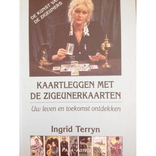 Kaartleggen Met De Zigeunerkaarten Ingrid Terryn 9789072189080 Bloom Web