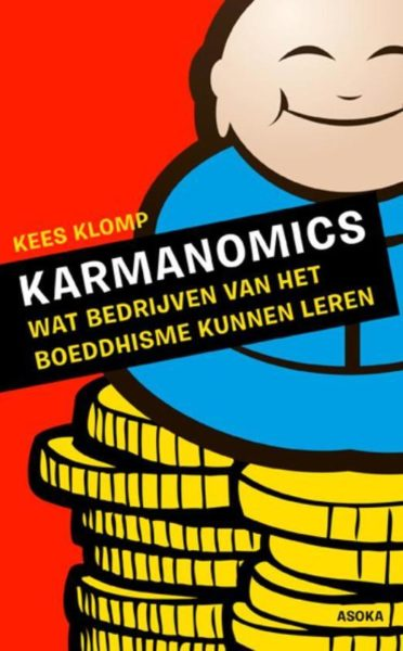 Karmanomics Kees Klomp 9789056702731 boek Bloom web