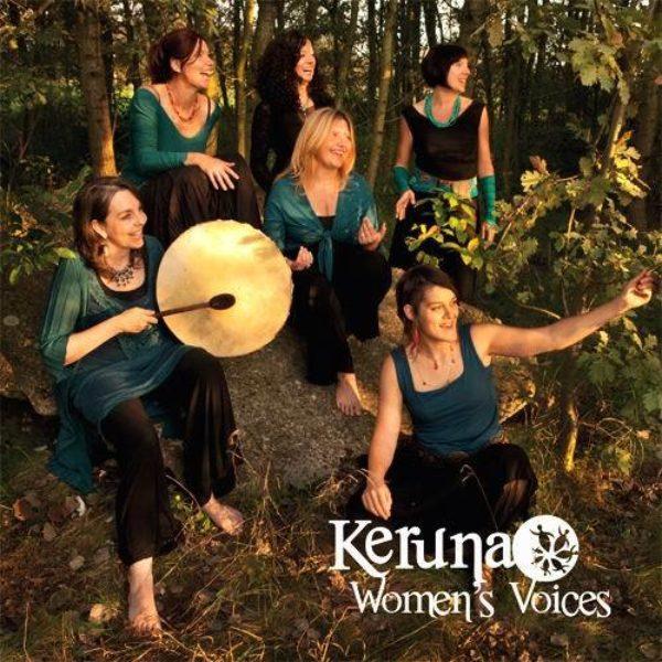 Keruna Womens Voices 1 Cd Muziek Bloom Web