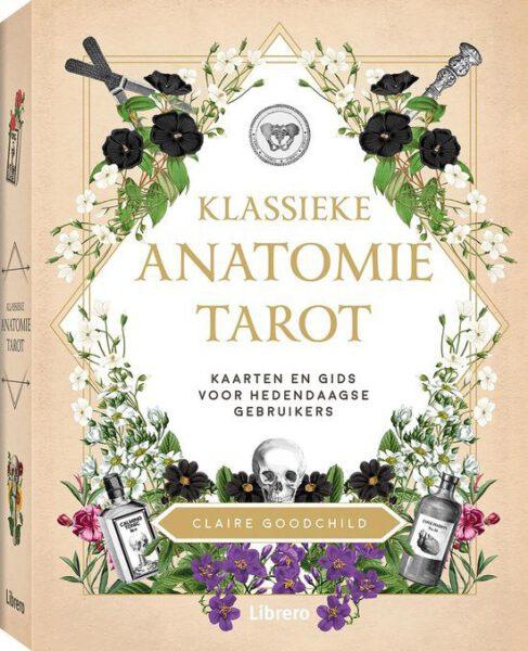 Klassieke Anatomie Tarot kaarten 9789463594011 Claire Goodchild Bloom Web
