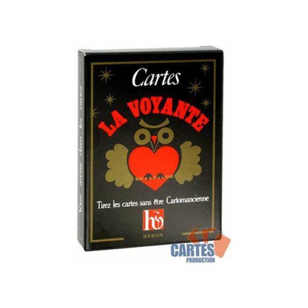 La Voyante 32 kaarten 3296220000563 Spirituele Shop Bloom