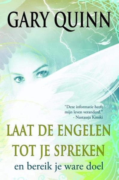 Laat de engelen tot je spreken Gary Quinn 9789077677841 boek Bloom web