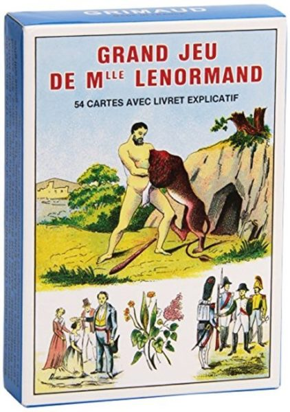 Le Grand Jeu Lenormand Astro Mythical 9789089988348 Doos Bloom