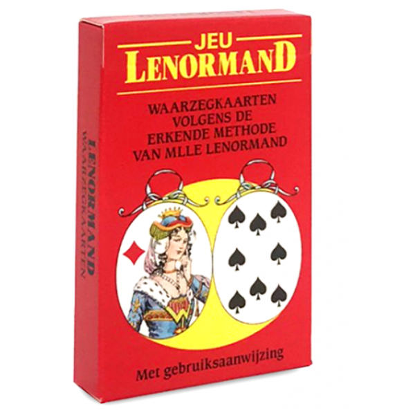 Lenormand kaarten 9789085080626 web Bloom kaart