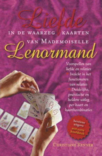 Liefde In De Waarzegkaarten Van Mademoiselle Lenormand 9789063788346 Bloom Web