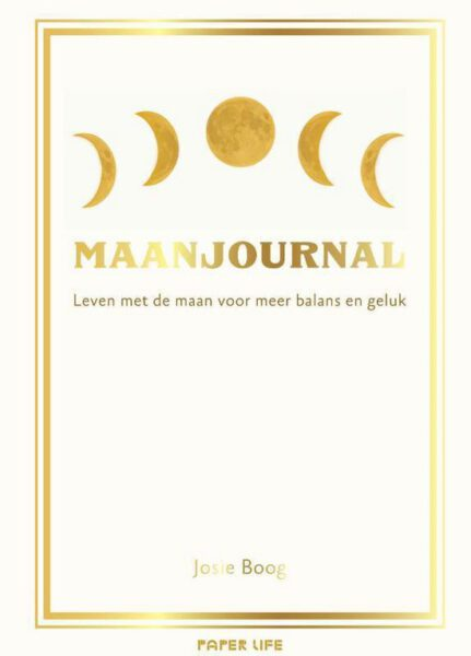 Maanjournal 9789000375776 Josie Boog Bloom Web
