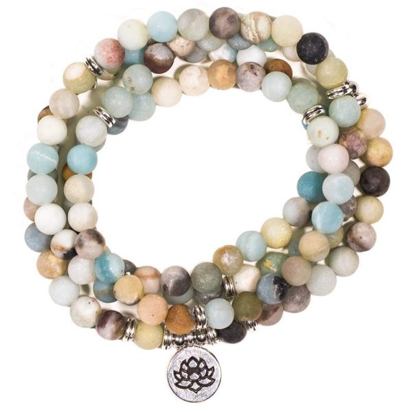 Mala amazoniet lotus Bloom web