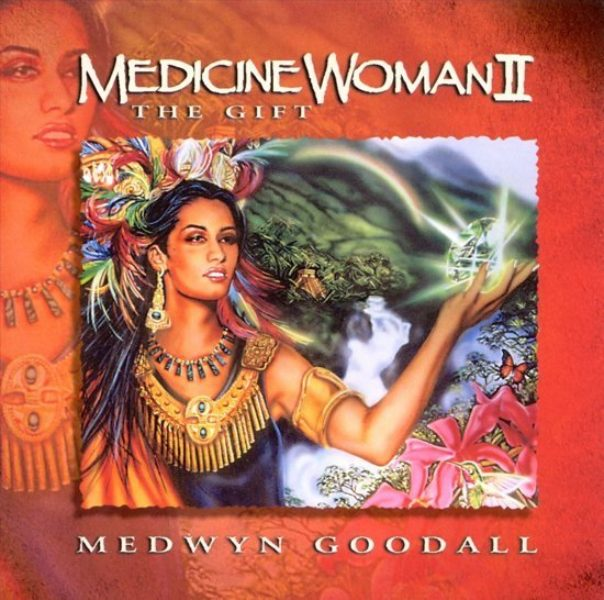 Medicine woman Medwyn Goodall CD 0767715046326 Muziek Bloom web