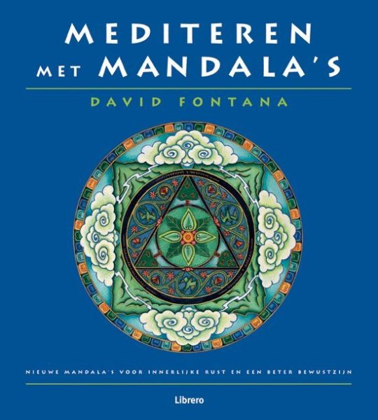Mediteren met mandalas David Fontana 9789057645969 boek Bloom web