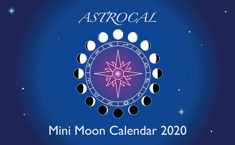 Mini maankalender 2021 handig formaat Bloom Web