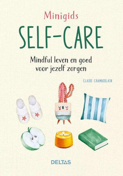 Minigids selfcare Claire Chamberlain 9789044755381 boek Bloom web