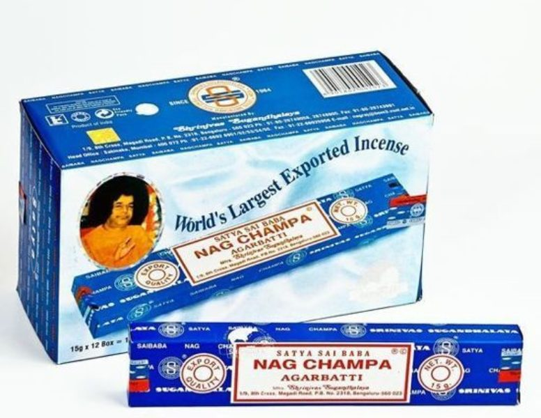 Nag Champa encens Indien Pack avantage Shop Spirituel