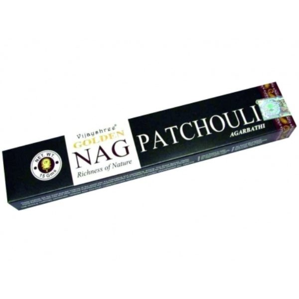 Nag Patchouli Wierook Bloom Web