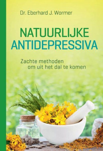 Natuurlijke antidepressiva 9789460151507 Dr Eberhard J Wormer Bloom web